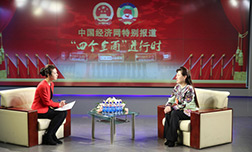 中国经济新常态下民营经济面临三大难题-鹏远光电董事长朱立秋
