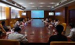 燕山大学创客学院鹏远分院第一次办公会议圆满召开