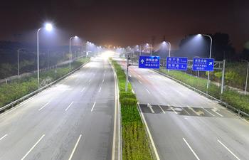 西快路路灯照明系统解决方案