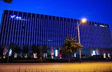 鹏远光电LED研发中心主楼亮化系统解决方案