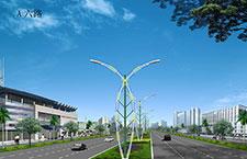 A6路路灯照明系统解决方案