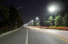 海北路路灯照明系统解决方案