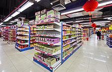 超市LED照明系统解决方案